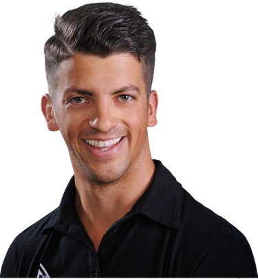 Physiotherapist Melbourne - Ben Damase