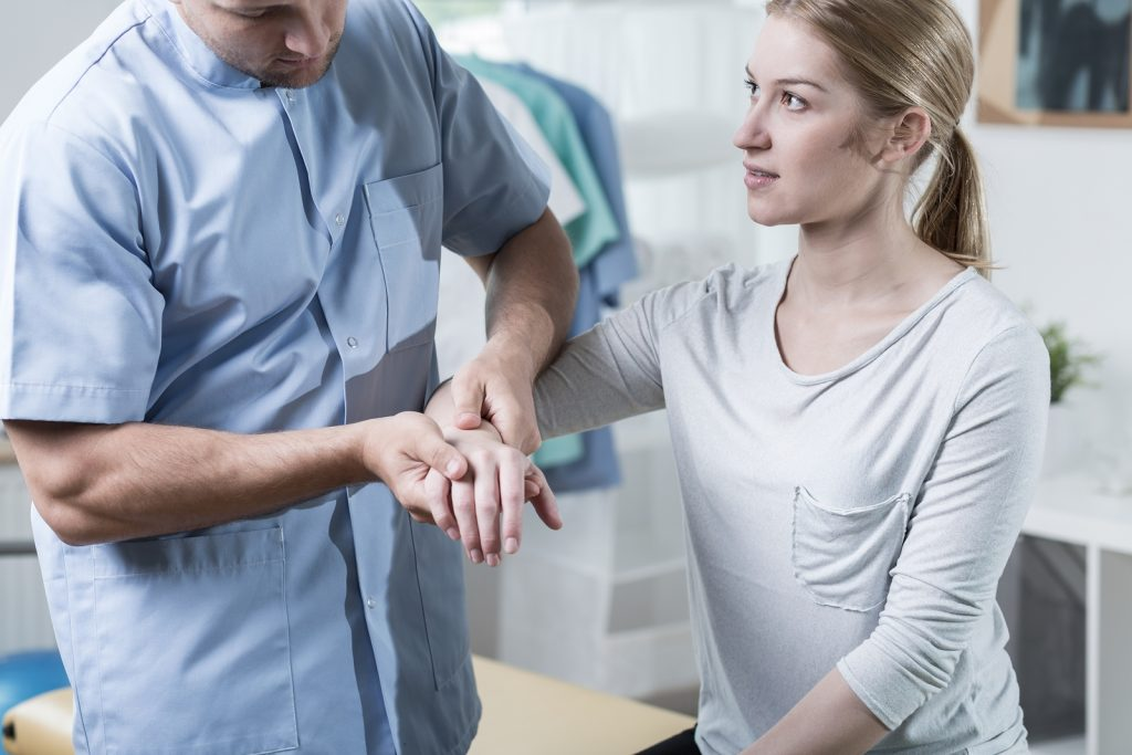 Physio Treatment for Hand and WristPain