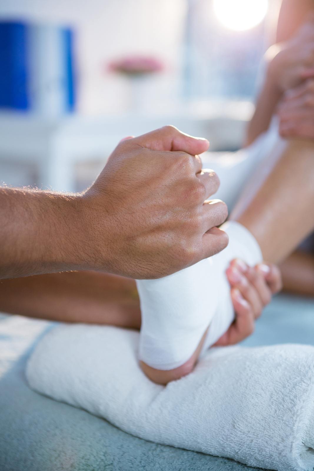 Physio Treatment for Ankle Pain