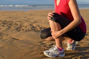 Physio for leg - shin splints
