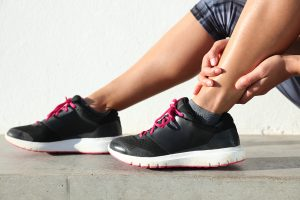 Armadale physio for ankle sprain