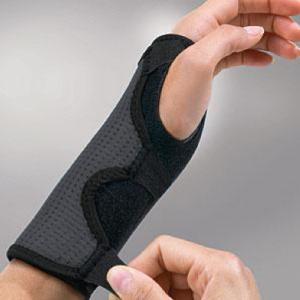 Wrist bracing
